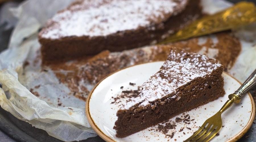 Schokoladenkuchen mit dem TM5!