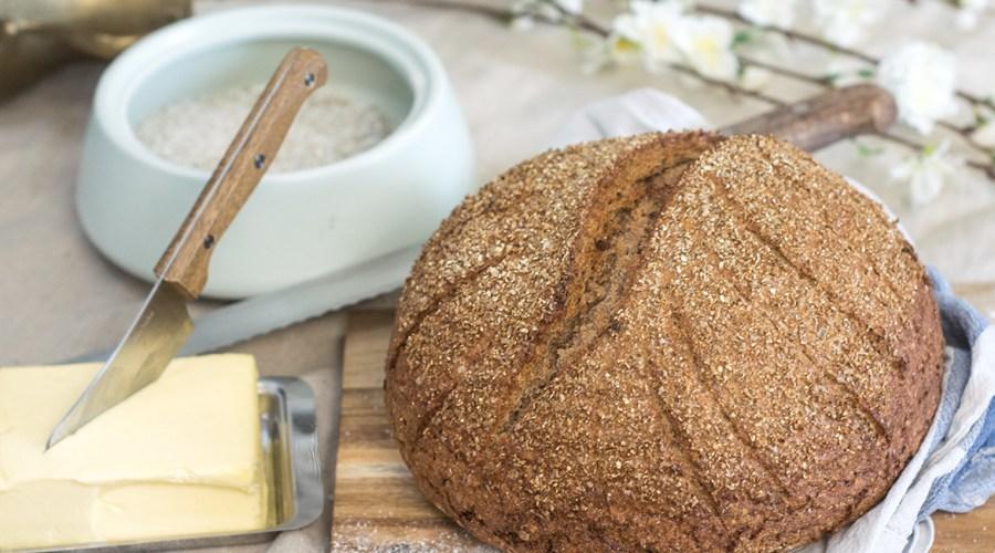 Unser erstes Schrot – Brot #SO GOOD!!