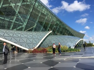 Baku-Flughafen
