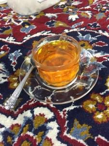 Safran-Tee