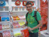 Naschkater Oliver Numrich Candyshop Barcelona