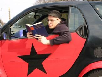 Smart Kommunist Karl Marx Steffen Kuschke