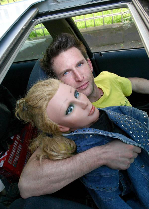 Alex mit Freundin