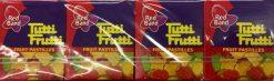 """Tutti Frutti - Fruchtpastillen von """"Red Band"""""""