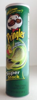 Pringles Spicy Guacamole