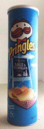 Pringles Salt+Vinegar