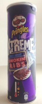 Pringles Xtreme Smokin Ribs