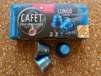 Cafet Lungo Netto Edeka Kaffee Kapseln Nespresso