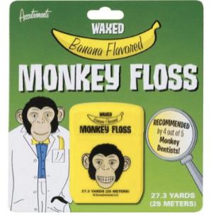 Floss mit Bananengeschmack