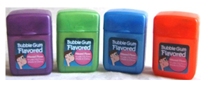 Bubble Gum Flavored Floss Zahnseide