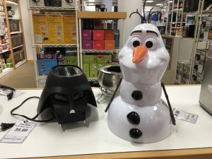 Frozen Disney Star Wars Eismaschine
