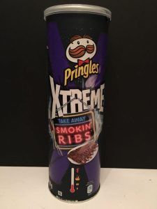 Pringles Xtreme Smokin Ribs Dose