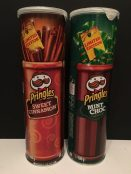 Pringles Sweet Cinnamon und Mint Chocolate
