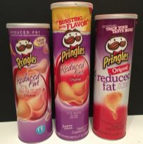 Pringles Delight Reduced Fett fettreduziert, 2015