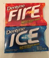 Dentyne Fire Ice Kaugummi
