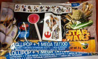 Star Wars Lolli von Dracco