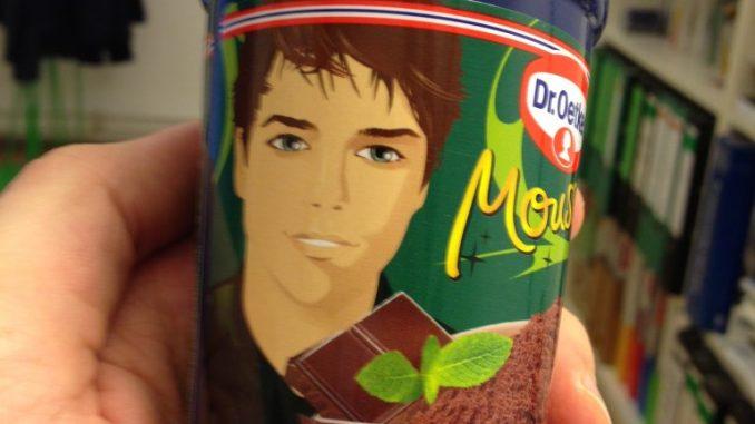 Dr. Oetker Mousse au Chocolat Mint