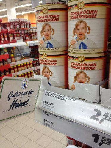 Ekelfood DDR Tomatensuppe Dose