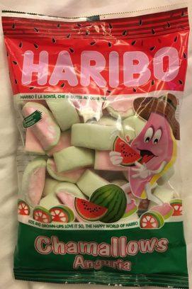 Haribo Chamallos Wassermelonengeschmack