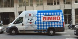 Bimbo Weißbrot Spanien