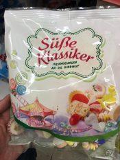 Süße Klassiker Zuckerkomprimate
