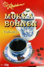 Mokkabohnen Vollmilch von Rotstern, Saalfeld, www.rotstern.de