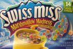 Swiss Miss Marshmallow Madness: Trinkschokoladenpulver mit bunten Mini-Marshmallows