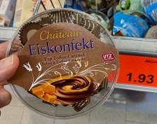 Aldi Chateau Eichetti Eiskonfekt Typ Toffee-Caramel Eiskonfekt-Schokolade