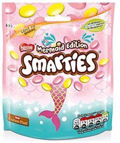 Nestlé Smarties Mermaid Edition