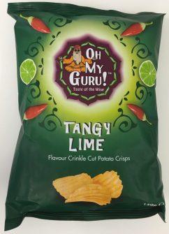 Oh my Guru Tangy Lime Kartoffelchips