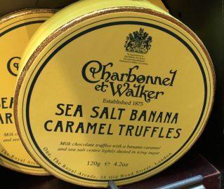 Charbonnel + Walker Trüffel Karamell