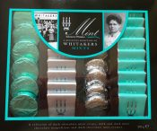 Minz-Schokolade von Whitakers