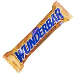 Cadburry Wunderbar-Riegel Erdnussbutter und Schokolade