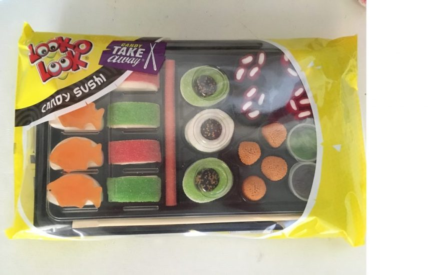 Look-o-Look Candy Sushi