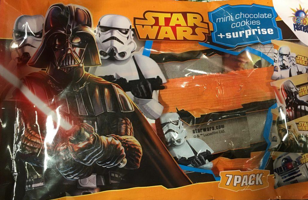 Star Wars Kaugummi