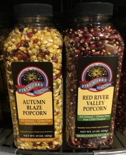 Fireworks Popcorn Autumn Blaze Red River Valley
