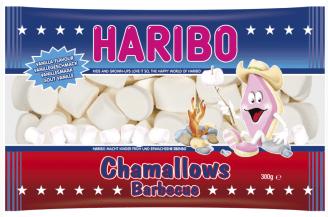 Chamallows zum Grillen.