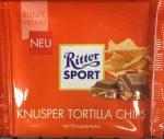Ritter Sport Knusper-Tortilla Chips
