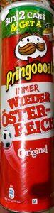 Kelloggs Pringles Original Österreich Pringoooals