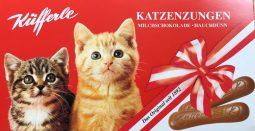 Küfferle Katzenzungen Milchschokolade