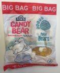 """Gummi: Candy Bear Polar Bears von Fox mit Furchtsaft: Gaaanz leckere weiße Zuckerschaumbären und saure, gelbliche """"Eisklötze"""" zum Iglobauen. Schöne Verpackung, schöne Gummibärchenmotive. Weich und wohlschmeckend!"""