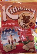 Kuhbonbons Marzipan