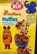 RUF Muffins Backmischung Sendung mit der Maus