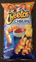 Cheetos Polen Chrupki Ketchup Käse