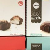 Noch mehr Marshmallows von Barú in der Schachtel.
