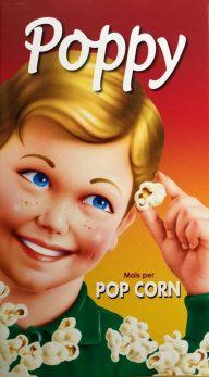 Mikrowellen-Popcorn Italien