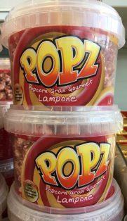 Popz Popcorn Himbeer (Lampone) aus Italien