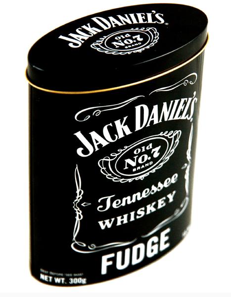 Fudge Jack Daniel's Schmuckdose