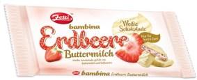 Zetti Bambina Erdbeere-Buttermilch Schokolade