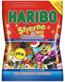 Haribo Stjerne Mix HokusPokus